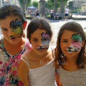 Maquillages enfants Lyon