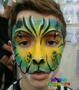 maquillage enfant lyon